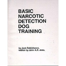 Basic Narcotic Detection Dog Training