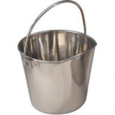 Flat Sided Water Pail